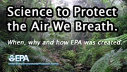 View the Course Information Science to Protect the Air We Breath