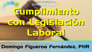 View the Course Information Cumplimiento con Legislación Laboral en PyMEs